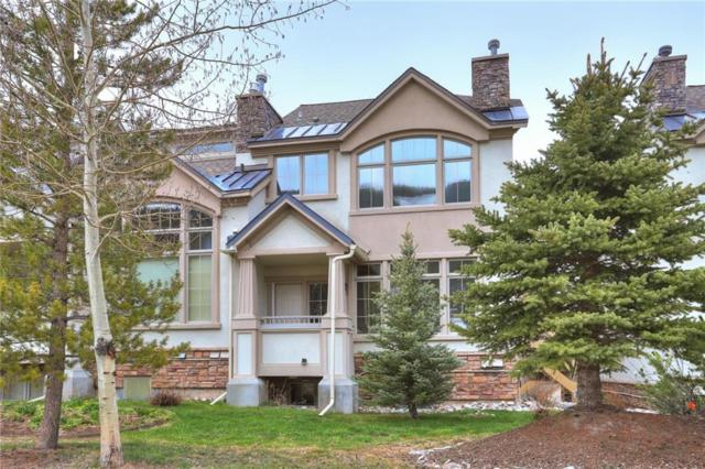 224 Wheeler Place #11, Copper Mountain, CO 80443 (MLS #S1013597) :: Colorado Real Estate Summit County, LLC