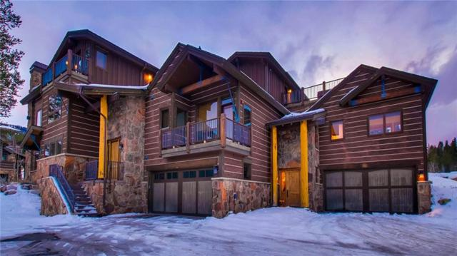 954 Beeler Place, Copper Mountain, CO 80443 (MLS #S1013599) :: Colorado Real Estate Summit County, LLC