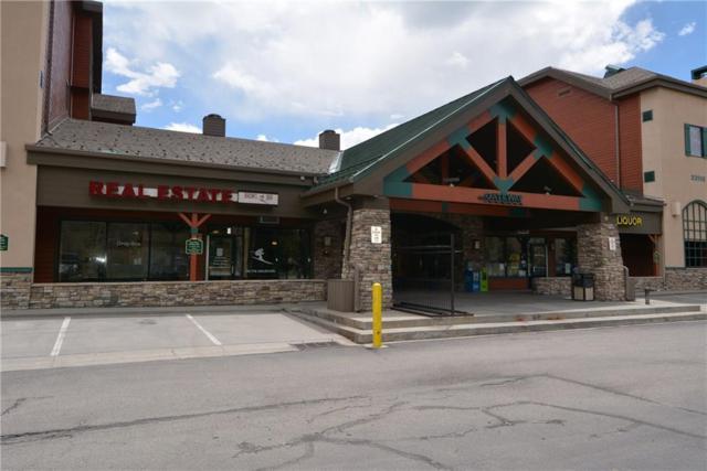23110 Us Hwy 6 #109, Keystone, CO 80435 (MLS #S1013608) :: Colorado Real Estate Summit County, LLC