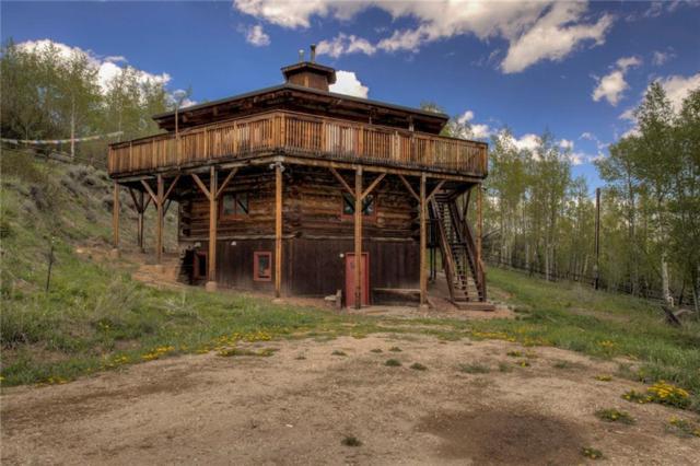 1345 Cr 1727, Heeney, CO 80498 (MLS #S1013613) :: Colorado Real Estate Summit County, LLC