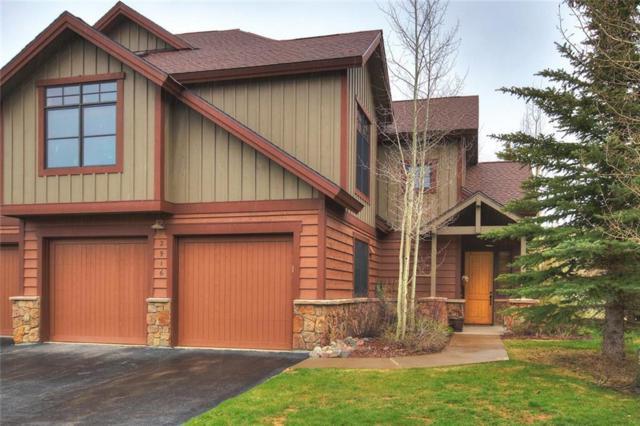 2916 Osprey Lane, Silverthorne, CO 80498 (MLS #S1013627) :: Colorado Real Estate Summit County, LLC