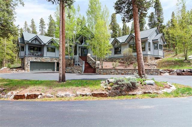 168 Vista View Place, Breckenridge, CO 80424 (MLS #S1013642) :: Colorado Real Estate Summit County, LLC