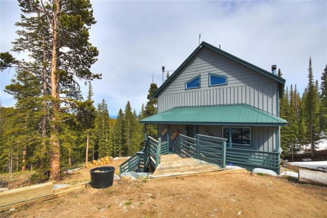 562 Guymard Road, Fairplay, CO 80440 (MLS #S1013648) :: Colorado Real Estate Summit County, LLC