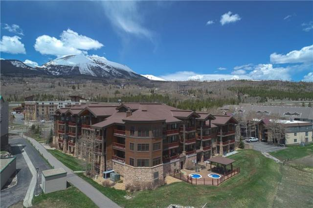 1101 9000 Divide Road #309, Frisco, CO 80443 (MLS #S1013655) :: Colorado Real Estate Summit County, LLC