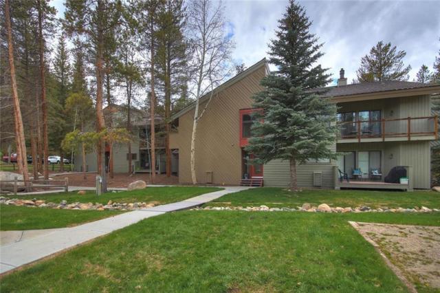 100 Wild Irishman Road #1100, Keystone, CO 80435 (MLS #S1013659) :: Colorado Real Estate Summit County, LLC