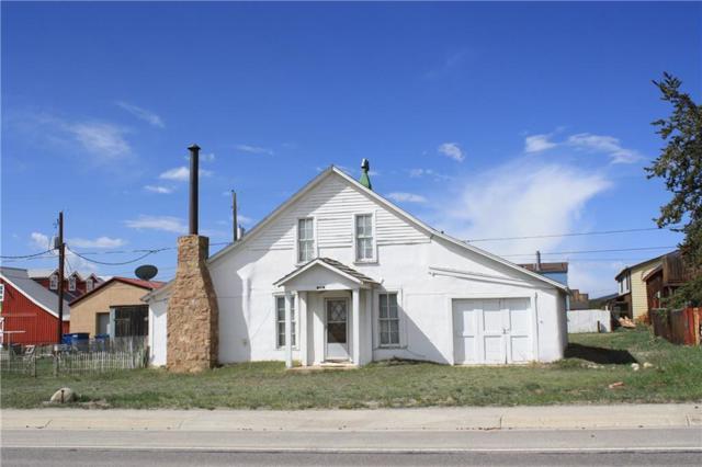 455 Main Street, Fairplay, CO 80440 (MLS #S1013666) :: Colorado Real Estate Summit County, LLC