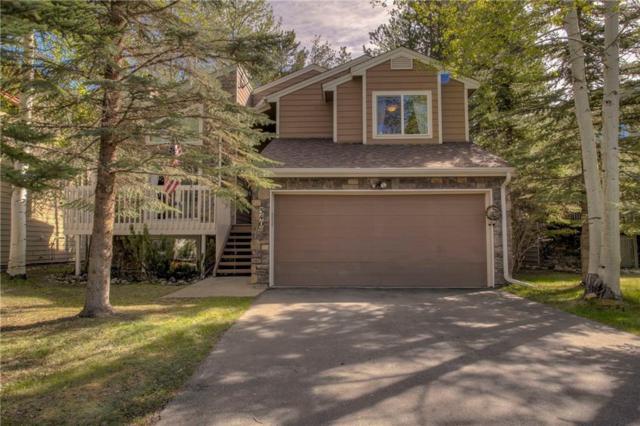 340 N 7th Avenue N, Frisco, CO 80443 (MLS #S1013676) :: Colorado Real Estate Summit County, LLC