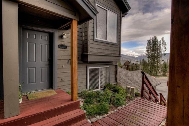113 Spyglass Lane #113, Silverthorne, CO 80498 (MLS #S1013680) :: Colorado Real Estate Summit County, LLC