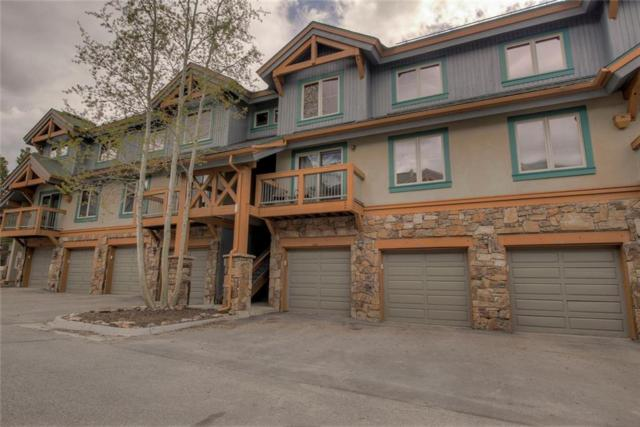 43 Snowflake Drive #23, Breckenridge, CO 80424 (MLS #S1013682) :: Colorado Real Estate Summit County, LLC