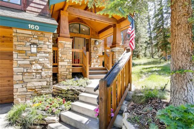 160 Goldenrod Circle, Keystone, CO 80435 (MLS #S1013695) :: Resort Real Estate Experts