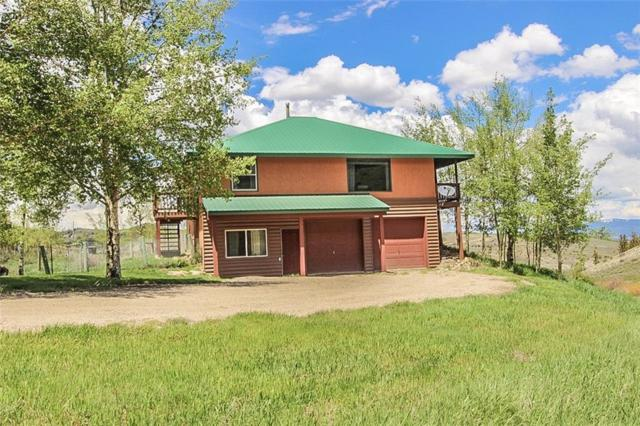 934 County Road 193, Kremmling, CO 80459 (MLS #S1013747) :: Colorado Real Estate Summit County, LLC