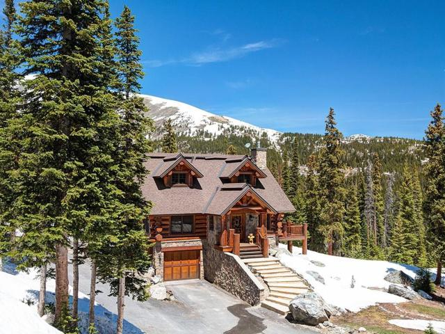 360 Quandary View Drive, Breckenridge, CO 80424 (MLS #S1013784) :: Resort Real Estate Experts