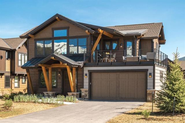 34 Red Quill Lane, Breckenridge, CO 80424 (MLS #S1013842) :: Colorado Real Estate Summit County, LLC