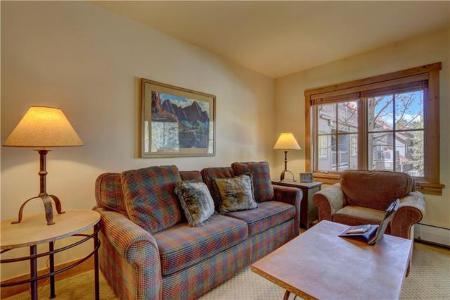 135 Dercum Drive #8588, Keystone, CO 80435 (MLS #S1013867) :: Colorado Real Estate Summit County, LLC