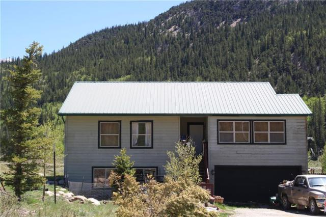 1194 Co Rd 6, Alma, CO 80420 (MLS #S1013888) :: Resort Real Estate Experts