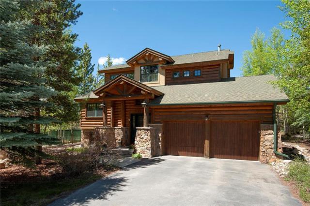251 Elk Circle, Keystone, CO 80435 (MLS #S1013895) :: Colorado Real Estate Summit County, LLC