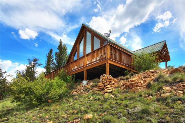 3997 Middle Fork Vista, Fairplay, CO 80440 (MLS #S1013896) :: Colorado Real Estate Summit County, LLC
