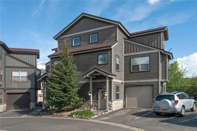 689B Meadow Drive 689B, Frisco, CO 80443 (MLS #S1013901) :: Resort Real Estate Experts