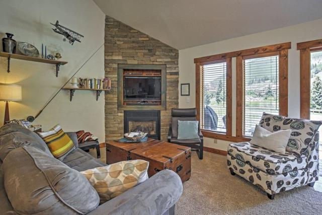 20 Uneva Place #102, Copper Mountain, CO 80443 (MLS #S1013939) :: Colorado Real Estate Summit County, LLC