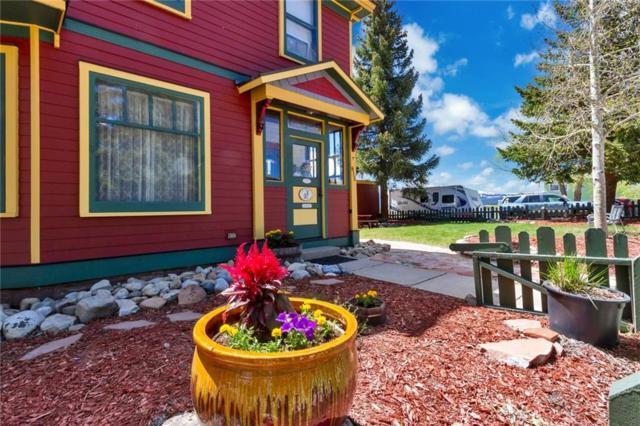 815 Spruce Street, Leadville, CO 80461 (MLS #S1013973) :: Colorado Real Estate Summit County, LLC