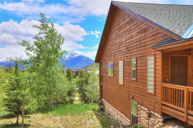 32 Skyline Drive, Dillon, CO 80435 (MLS #S1014036) :: Colorado Real Estate Summit County, LLC