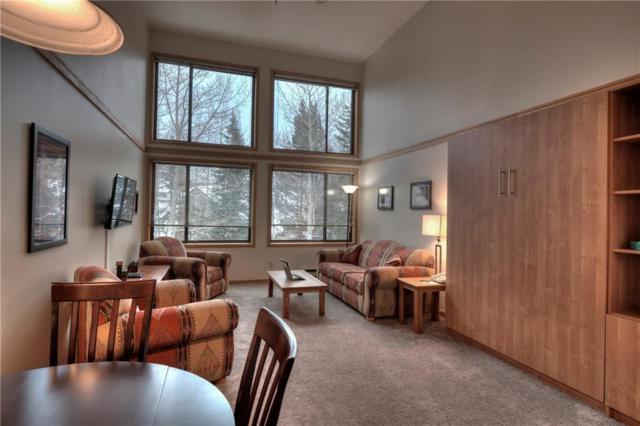 1211 W Keystone Road W #2761, Keystone, CO 80435 (MLS #S1014075) :: Colorado Real Estate Summit County, LLC