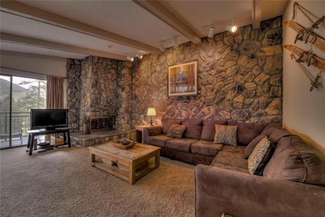 140 E La Bonte Street E C304, Dillon, CO 80435 (MLS #S1014076) :: Colorado Real Estate Summit County, LLC