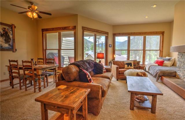 180 Tennis Club Road #1639, Keystone, CO 80435 (MLS #S1014129) :: Colorado Real Estate Summit County, LLC
