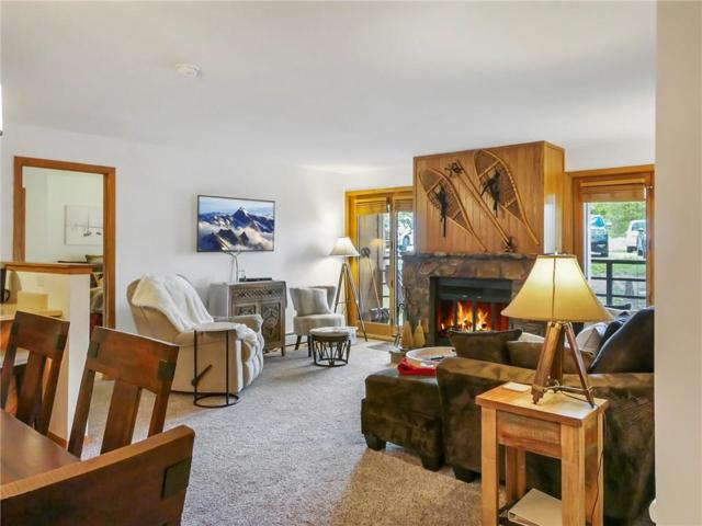 89200 Ryan Gulch Road #207, Silverthorne, CO 80498 (MLS #S1014144) :: Colorado Real Estate Summit County, LLC