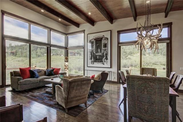 68 Benjamin E, Silverthorne, CO 80498 (MLS #S1014152) :: Colorado Real Estate Summit County, LLC