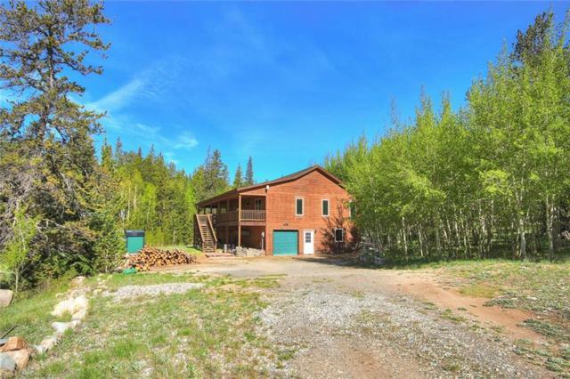 25 Adventure Court, Alma, CO 80420 (MLS #S1014155) :: Colorado Real Estate Summit County, LLC