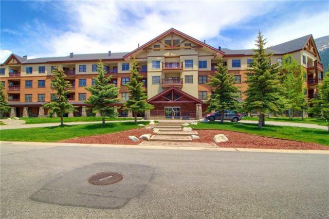 105 105 WHEELER CIR # 113 Circle #113, Copper Mountain, CO 80443 (MLS #S1014173) :: Colorado Real Estate Summit County, LLC