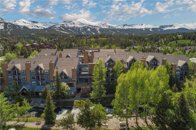 100 S Park Avenue E2, Breckenridge, CO 80424 (MLS #S1014183) :: Colorado Real Estate Summit County, LLC