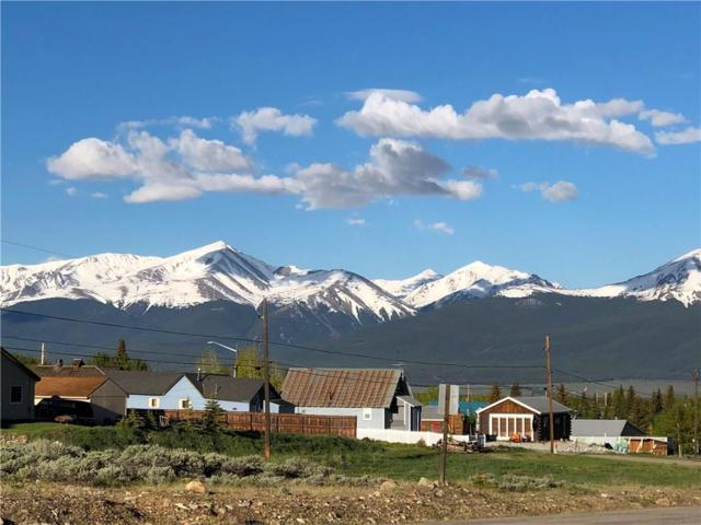 0 7th Street, Leadville, CO 80461 (MLS #S1014194) :: eXp Realty LLC - Resort eXperts