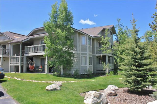 1505 Point Drive #204, Frisco, CO 80443 (MLS #S1014203) :: Colorado Real Estate Summit County, LLC
