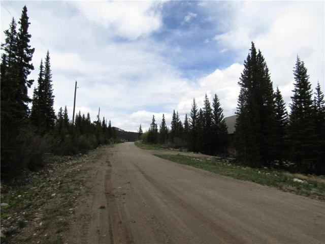 127 Ansley Avenue, Alma, CO 80420 (MLS #S1014224) :: Resort Real Estate Experts