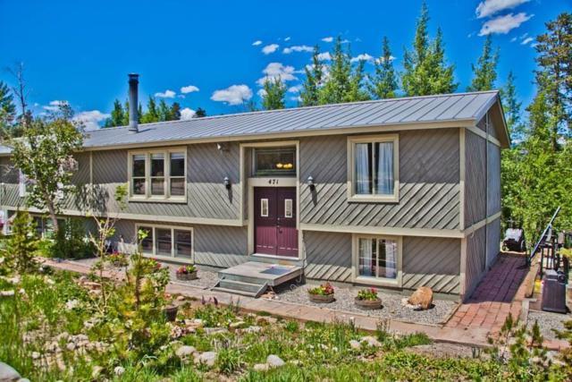 471 Ryan Gulch Road, Silverthorne, CO 80498 (MLS #S1014228) :: Colorado Real Estate Summit County, LLC