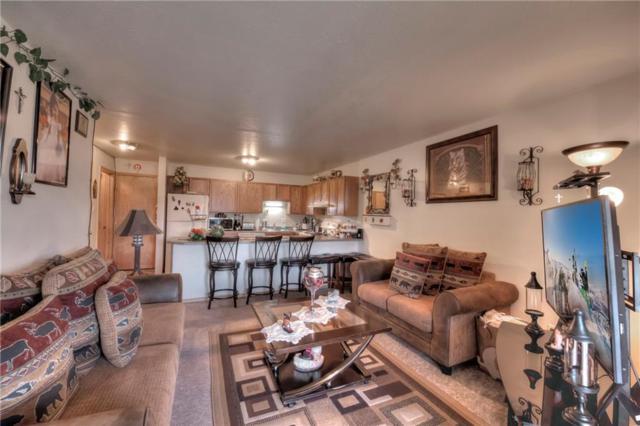 1173 Straight Creek Drive #302, Dillon, CO 80435 (MLS #S1014240) :: Colorado Real Estate Summit County, LLC