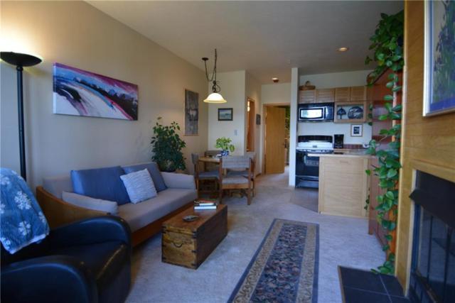 91400 Ryan Gulch Road 406B, Silverthorne, CO 80498 (MLS #S1014251) :: Colorado Real Estate Summit County, LLC