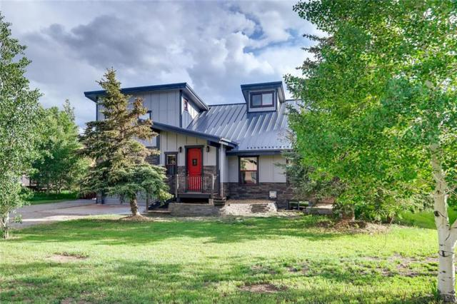 96 Climax Drive, Dillon, CO 80435 (MLS #S1014272) :: Colorado Real Estate Summit County, LLC