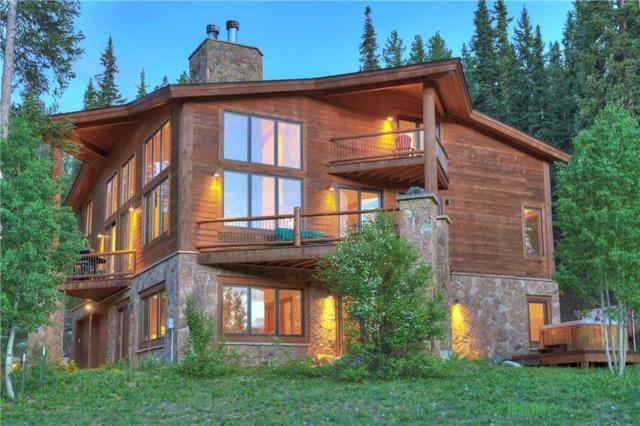 1920 Tiger Road, Breckenridge, CO 80424 (MLS #S1014296) :: Colorado Real Estate Summit County, LLC