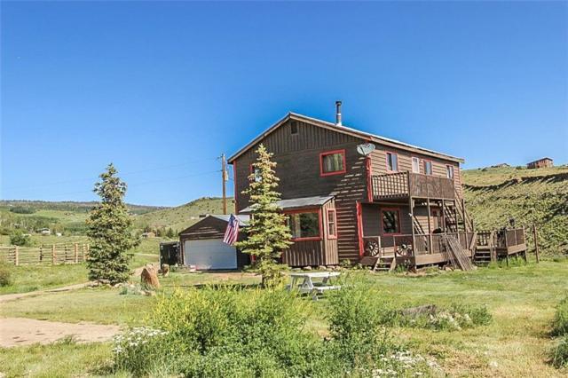 383 County Road 192, Kremmling, CO 80459 (MLS #S1014347) :: Resort Real Estate Experts