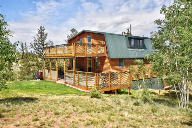 850 Stagestop Road, Jefferson, CO 80456 (MLS #S1014348) :: Colorado Real Estate Summit County, LLC