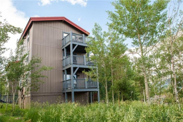 807 Ryan Gulch Road #807, Silverthorne, CO 80498 (MLS #S1014350) :: Colorado Real Estate Summit County, LLC