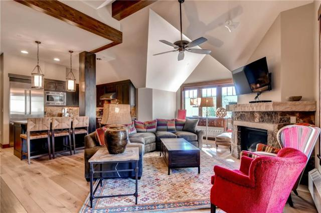 610 Columbine Road #6406, Breckenridge, CO 80424 (MLS #S1014369) :: Colorado Real Estate Summit County, LLC