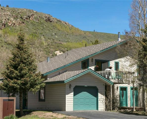 165A Straight Creek Drive, Dillon, CO 80435 (MLS #S1014373) :: Colorado Real Estate Summit County, LLC