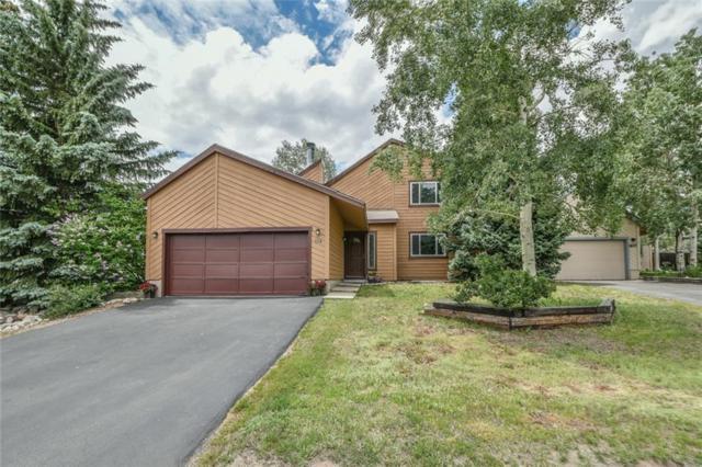 1609 N Badger Lane N, Silverthorne, CO 80498 (MLS #S1014379) :: Colorado Real Estate Summit County, LLC
