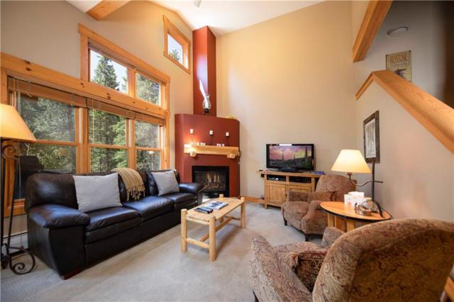 58 Trappers Crossing Trail #8772, Keystone, CO 80435 (MLS #S1014383) :: Resort Real Estate Experts