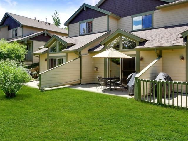 271 Kestrel Lane #271, Silverthorne, CO 80498 (MLS #S1014402) :: Colorado Real Estate Summit County, LLC