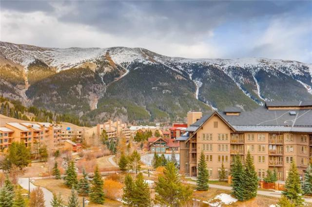 910 Copper Road #513, Copper Mountain, CO 80443 (MLS #S1014404) :: Resort Real Estate Experts